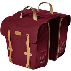 Basil Portland Slimfit Double Bag dark red